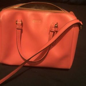 Coach Purse- stain on inside